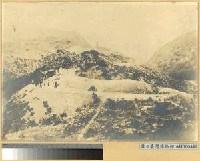 臺灣高山風景-石門山